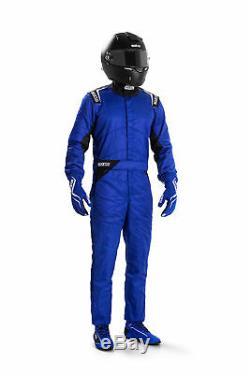 001092 Sparco Sprint Race Suit Entry Level Fireproof FIA 8856-2000 Sizes 48-66