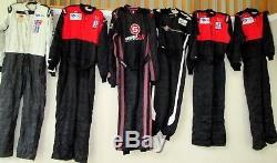 16-racing Fire Suits- Level 5 Motorsports-sparco-ferrari-indy-apparel-puma Gear