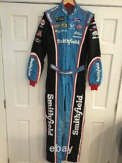 2017 Aric Almirola, Nascar, Race Used/worn Drivers Suit, #43 Richard Petty Racing