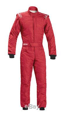 2017 Sparco SPRINT RS-2.1 Racing Suit (FIA & SFI Approved) size 48