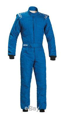 2017 Sparco SPRINT RS-2.1 Racing Suit (FIA & SFI Approved) size 62