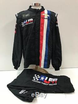 51 NASCAR 2pc Sparco Racing Fire Suit SFI 3-2A/5 Monster Cup C48/W36/I31