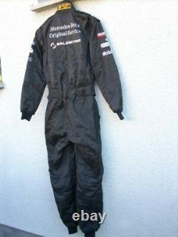 AMG Mercedes Benz Sparco Rennoverall DTM Race Suit Gr. 50 Rennsport Racing