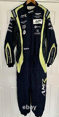 Aston Martin Racing AMR Sparco race suit, Size 58 2018