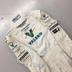 Aston Martin Racing Pitstop/ Fireproof Suit Fia. Rs. 046.03 Sparco Made Size. 48