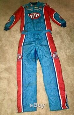 Authentic NASCAR Sparco STP race suit Petty Motorsports. SFI 5
