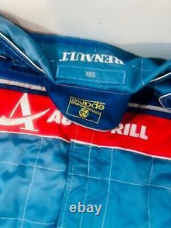 Benetton F1 Formula 1 mechanics overalls race suit sparco