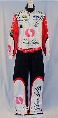 Brian Scott Petty Shore Lodge Sparco Race Used DRIVER Fire Suit #5800 40/34/34