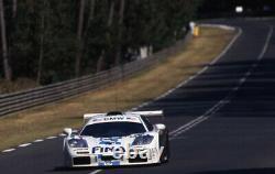 Danny Sullivan, Signed, Race Worn/used, 1996 Lemans 24 Hr Sparco Drivers Suit