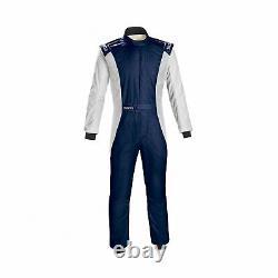 EU Sparco Italy COMPETITION RS 4.1 Race Suit Navy (FIA homologation) s 56