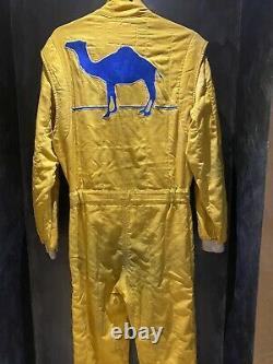F1 Suit Race Original CAMEL LOTUS WILLIAMS ROTHMANS, Sparco, Sparco McLaren