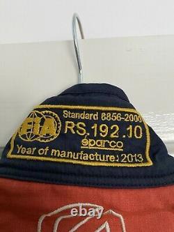 FIA 8856-2000 Car Race Suit Size 54