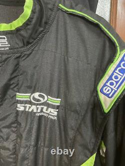 FIA 8856-2000 Car Race Suit Size 62