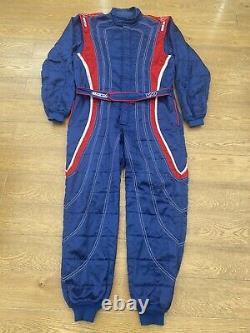 FIA Race Suit Sparco tenica X7 Size 64