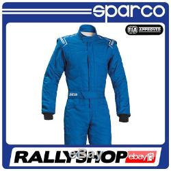 FIA Racing Suit SPARCO SPRINT RS-2.1 Rally RS2.1 Race Overall NEW 2017 Blue 8856