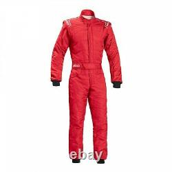 FIA Racing Suit SPARCO SPRINT RS-2.1 Rally RS2.1 Race Overall Red 8856 STOCK 21