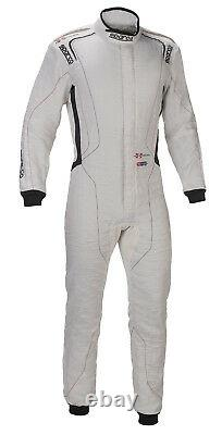 FIA Sparco EXTREMA Racing Suit Black, Red, White HoCoTex NOMEX STOCK 21