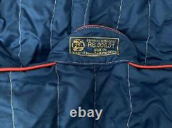 FIA approved SPARCO RS. 006.01 Blue Fireproof Race Suit Set size 56