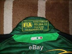 FREEM Race Suit rally trackday motorsport 8856 2000 FIA Approved sparco omp