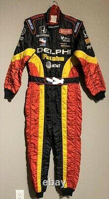 Fernandez Delphi Racing IRL Crew Sparco Suit