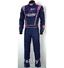 Go Kart OTK Kosmic Sparco KS9 Race Suit Karting Race Wear Adult Expires 2020