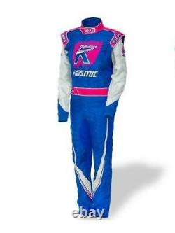 Go Kart OTK Kosmic Sparco X-Light Race Suit Size 50 Karting Racing Race