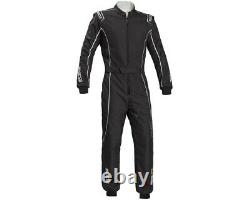 Go Kart Sparco Ks-3 Grove Kart Suit Black Large Karting Racing Race