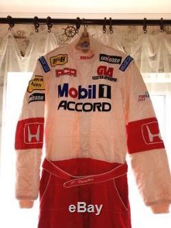 HONDA ACCORD Sparco Race Suit Philip Verellen Racing Nomex Vintage