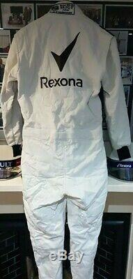 HRX Williams F1 fia Race Suit Size 62 sparco omp Alpinestars