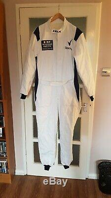 HRX size 58 suit fia 2000