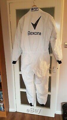 HRX size 60 suit fia 2000