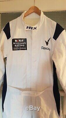 HRX size 64 suit fia 2000