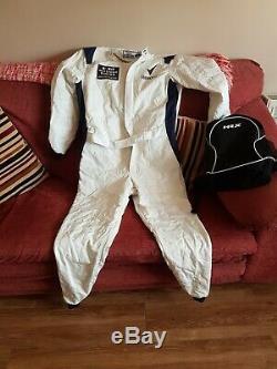 HrX race suit fia 2000 sparco omp ALPINESTARS Williams F1