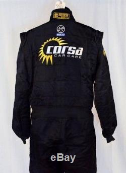 IMSA Corsa American Le Mans Patron Sparco SFI-5 AND FIA Race Suit #5501 44/36/31
