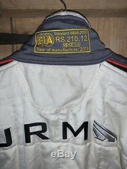JRM Sparco FIA 8856-2000 Car Race Suit, Euro 56 (6)