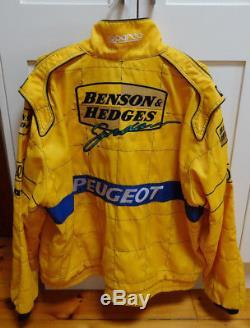 Jordan GP Sparco Jacket Benson & Hedges F1 Formula 1 Racesuit