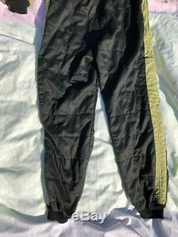 Luck Strike Bar Honda F1 Team Race Used Pit Crew Suitnomex Sparco Fia Pit Suit