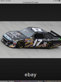 Matt Kenseth, Race Used Crown Royal Roush-fenway Racing, Sparco Cup Drivers Suit