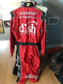Matt Kenseth, Race Used Dish Network Roush-fenway Racing, Sparco Drivers Suit