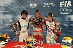 Max Verstappen Signed Karting Race Suit Sparco Intrepid