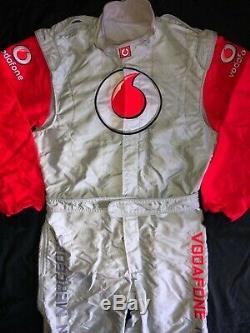 Mclaren Mercedes F1 Team Race Suitsparco Vodafone Racesuitlewis Hamilton