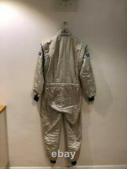 Mens Sparco Racing Overalls Race Suit Size 56 (Medium Large)