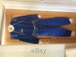 Motor racing Sparco suit, size 52 F1A Blue