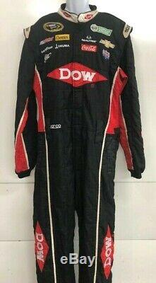 NASCAR RCR 1 PC Team Issued Race Used Fire Suit Sparco SFI 3-2A/5 C42/W34/I30