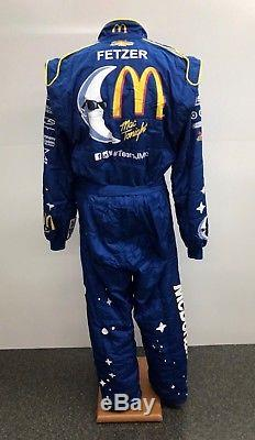 NASCAR Race Used 1pc Sparco Fire Suit SFI 3-2A/5 C38/W30/L32 Ganassi McMurray
