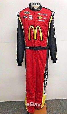 NASCAR Race Used 1pc Sparco Fire Suit SFI 3-2A/5 C42/W34/L32 Ganassi McMurray