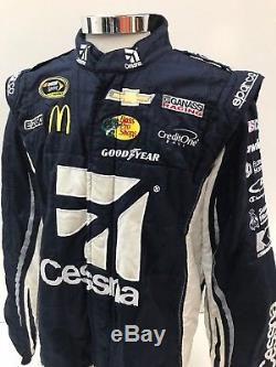 NASCAR Race Used 2pc Sparco Fire Suit SFI 3-2A/5 C48/W38/L31 Ganassi McMurray
