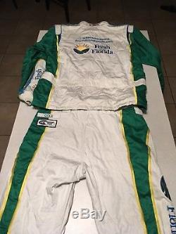 NASCAR Race Used Fire Suit. Sparco, Fresh From Florida, Richard Petty, Size 60