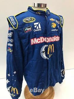 NASCAR Race Used Sparco 2pc Racing Fire Suit SFI 3-2A/5 C46/W34/L31