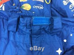 NASCAR Race Used Sparco Fire Suit SFI 3-2A/5 C50/W40/L34 Ganassi McMurray
